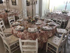 Banquetes en Lobios - Hotel Restaurante Lusitano Lobios Xurés - Bodas - Celebraciones