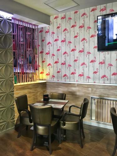 Hotel Restaurante Lusitano Lobios Xurés - Cafetería Bar Pub