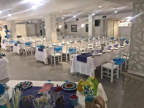 Salones para celebraciones y eventos en Lobios